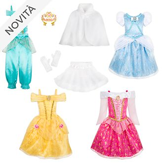 Collezione costumi bimbi Principesse Disney, Disney Store