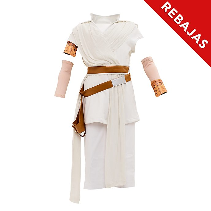 Disfraz infantil Rey, Star Wars: El Ascenso de Skywalker, Disney Store