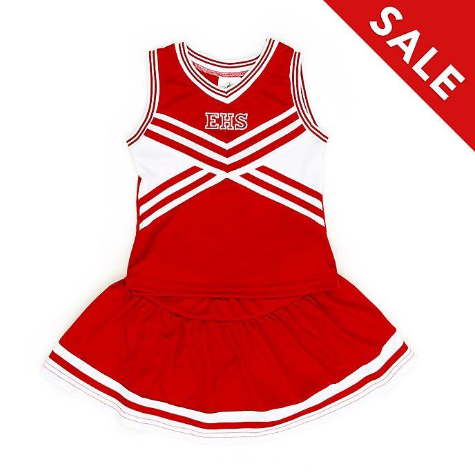 Disney Store East High School Cheerleader Costume For Kids