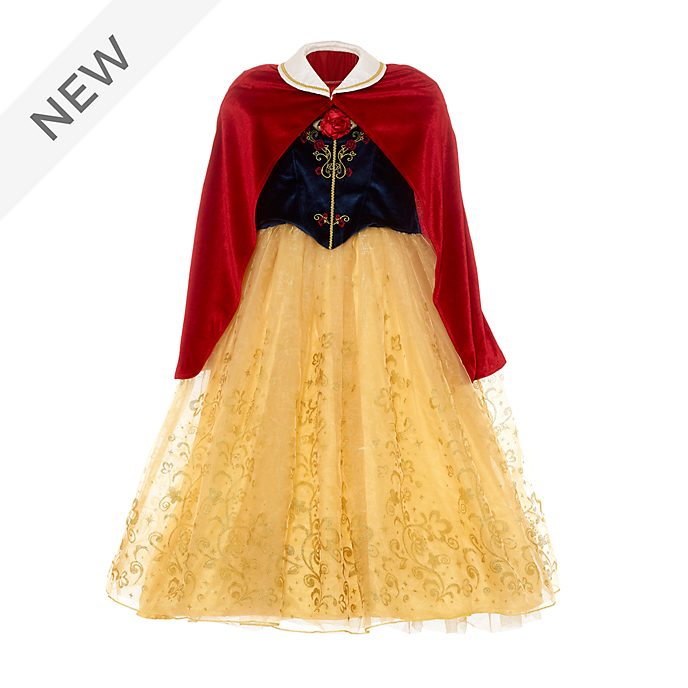 Disneyland Paris Snow White Deluxe Costume For Kids