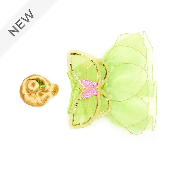 Disney Store Tinker Bell Costume For Dogs