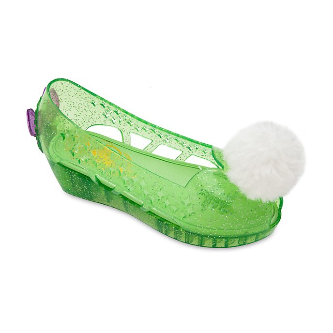 Zapatos disfraz sin cordones Campanilla para niña, Disney Store