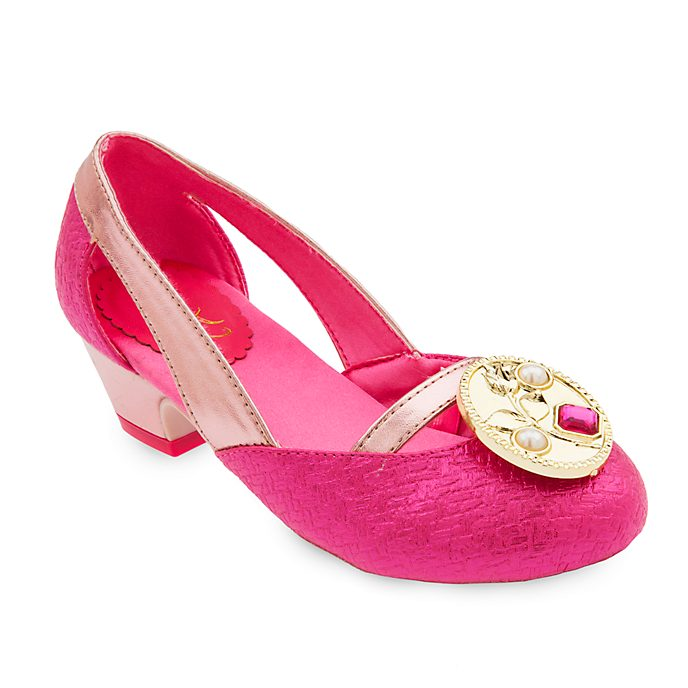 Zapatos disfraz infantil Aurora, Disney Store