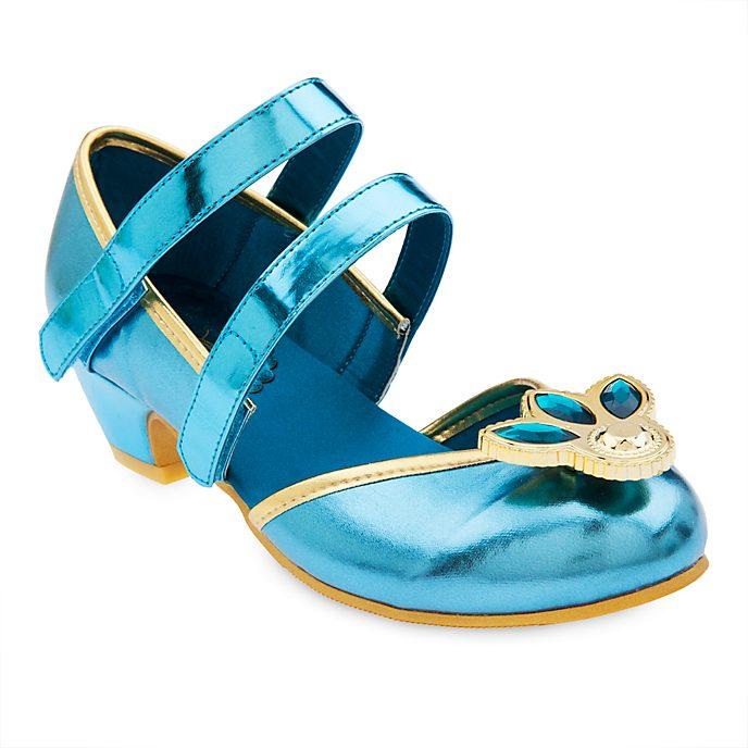 Scarpe bimbi per costume Jasmine Disney Store