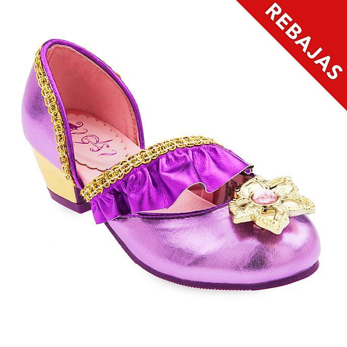 Zapatos disfraz infantil Rapunzel, Disney Store