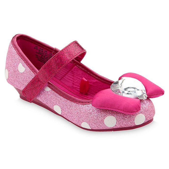 Disney Store - Minnie Maus - Kostümschuhe für Kinder in Pink