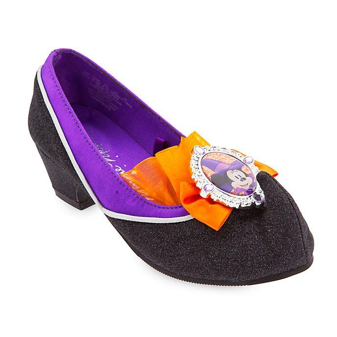 Zapatos disfraz bruja Minnie Mouse para niña, Disney Store