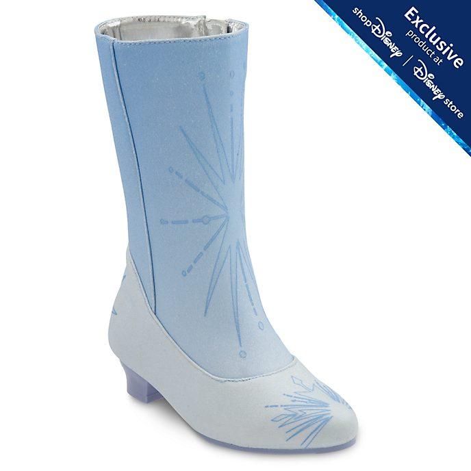 Disney Store Elsa Costume Boots For Kids, Frozen 2