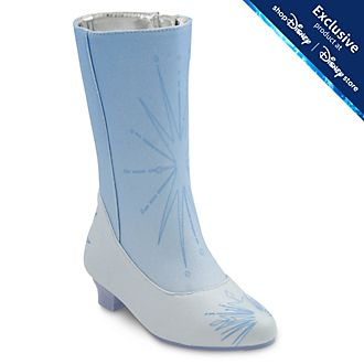 Disney Store Elsa Costume Boots For Kids, Frozen 2