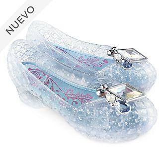 Zapatos infantiles disfraz que se iluminan La Cenicienta, Disney Store
