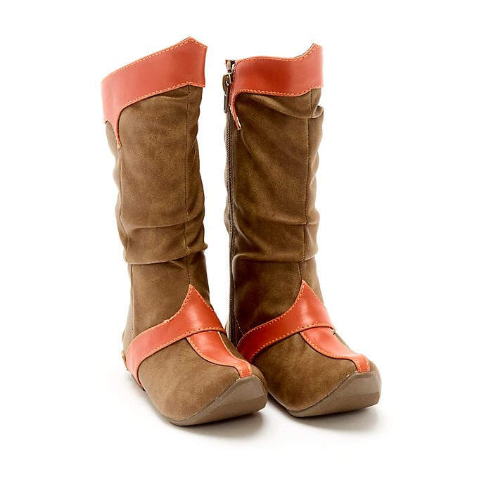 Disney Store Raya Costume Boots For Kids, Raya and the Last Dragon