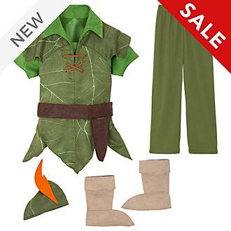 Disney Store Peter Pan Costume For Kids