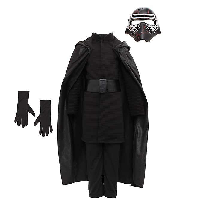 Disney Store Déguisement Kylo Ren pour enfants, Star Wars : L'Ascension de Skywalker