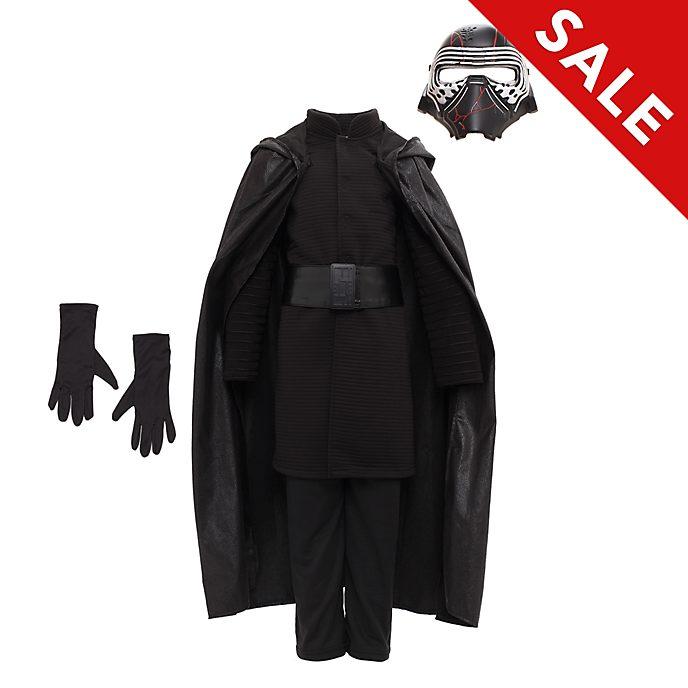 Disney Store Kylo Ren Costume For Kids, Star Wars: The Rise of Skywalker