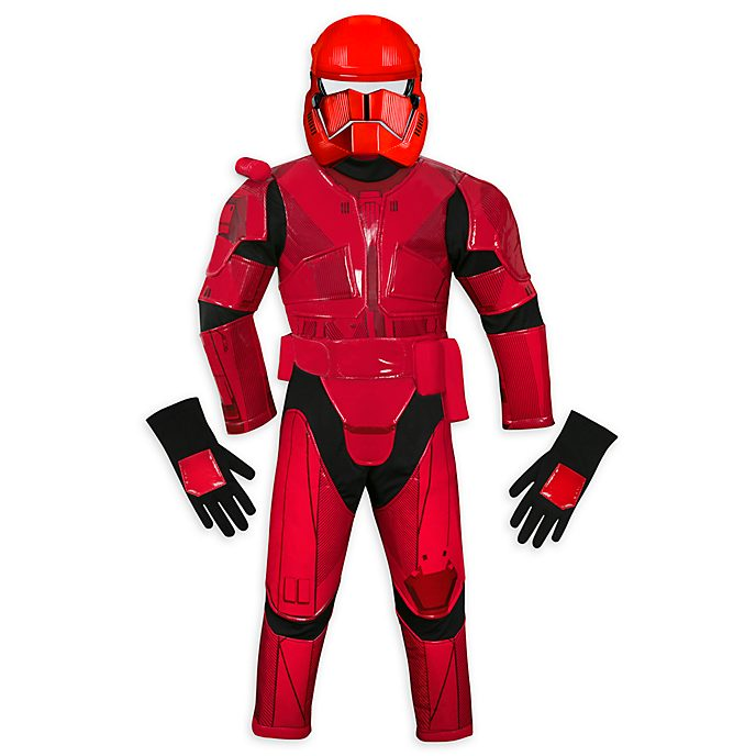 Disney Store Sith Trooper Costume For Kids, Star Wars: The Rise of Skywalker