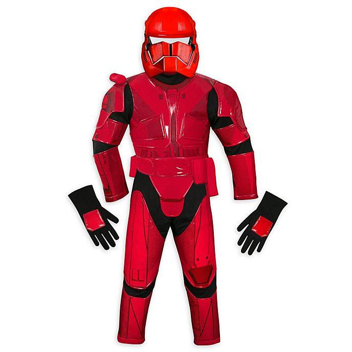 Disfraz infantil soldado Sith, Star Wars: El Ascenso de Skywalker, Disney Store