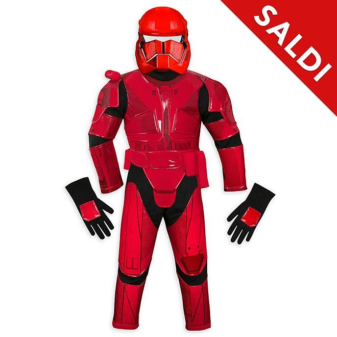 Costume bimbi Sith Trooper Star Wars: L'Ascesa di Skywalker Disney Store