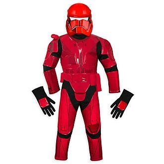 Disney Store - Star Wars: Der Aufstieg Skywalkers - Sith Trooper - Kostüm für Kinder
