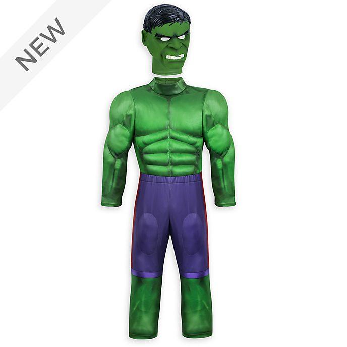 Disney Store Hulk Costume For Kids