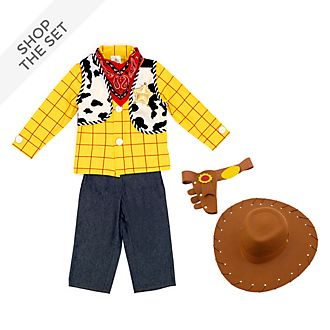 Disney Store Woody Costume Collection for Kids, Toy Story