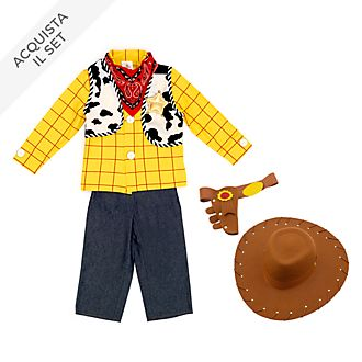 Collezione costume bimbi Woody Toy Story Disney Store