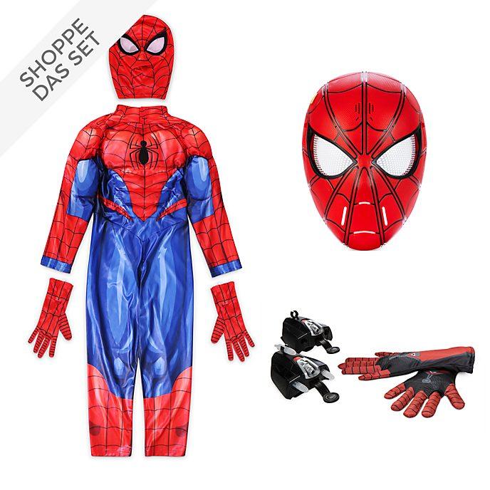 Disney Store - Spider-Man - Kostümset für Kinder