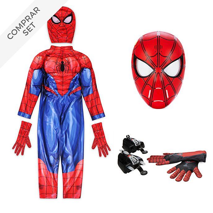 Conjunto disfraz infantil Spider-Man, Disney Store