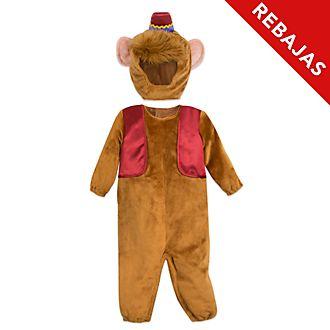 Disfraz tipo body Abú para bebé, Aladdín, Disney Store