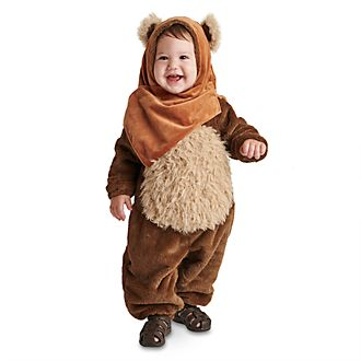 Tutina-costume baby Ewok Disney Store