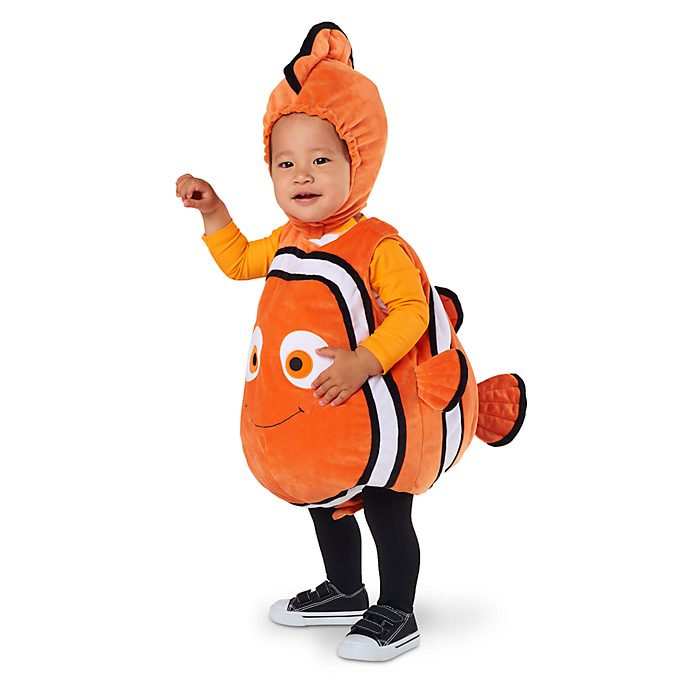 Disney Store Nemo Baby Costume Body Suit