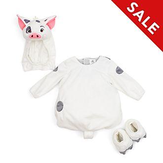 Disney Store - Pua - Kostüm-Body und Mütze für Babys
