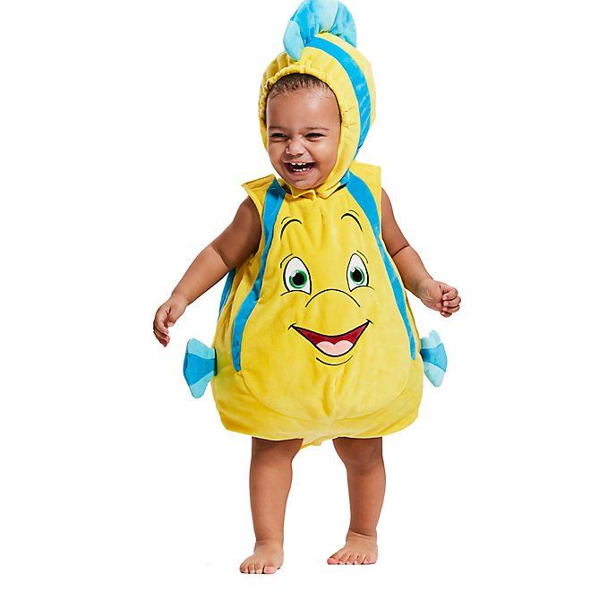 Disney Store Flounder Baby Costume Body Suit