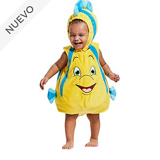 Disfraz tipo body Flounder para bebé, Disney Store