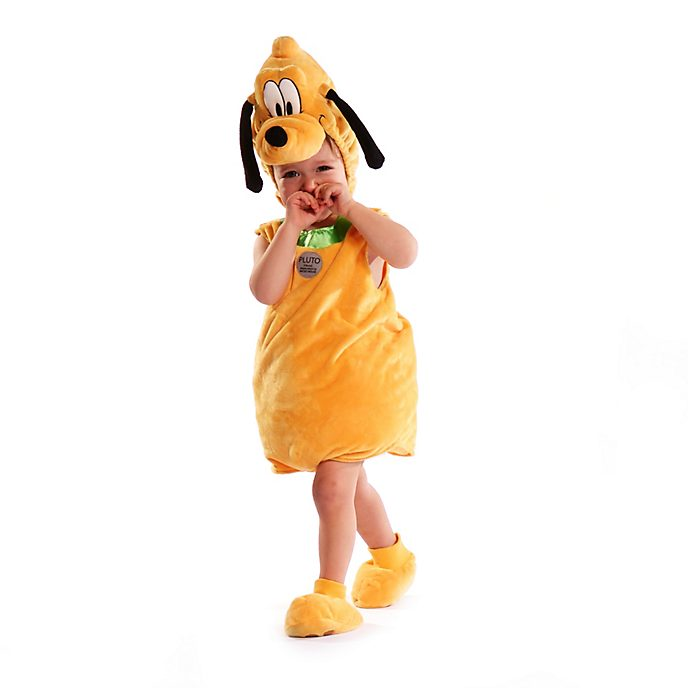 Disney Store Pluto Baby Costume Body Suit