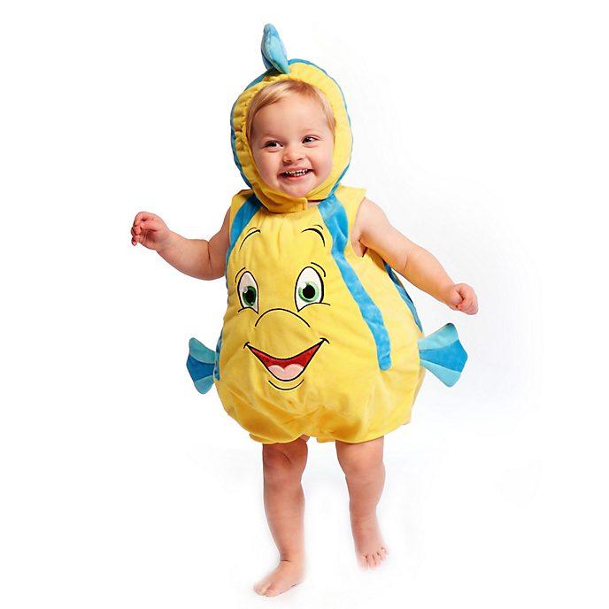 Tutina costume baby Flounder Disney Store