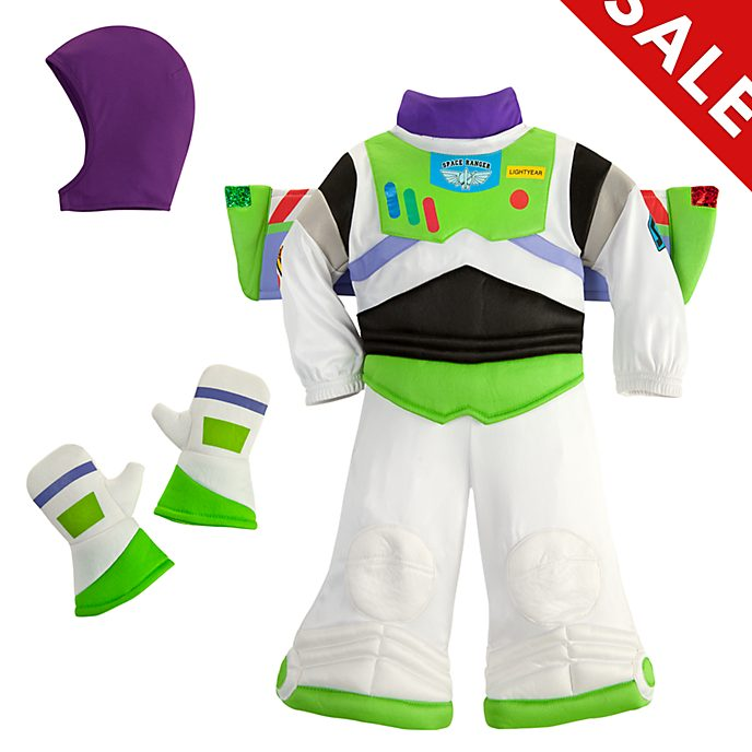 Disney Store Buzz Lightyear Baby Costume