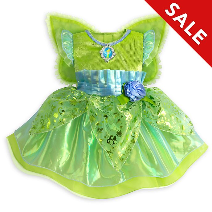 Disney Store Tinker Bell Baby Costume Body Suit
