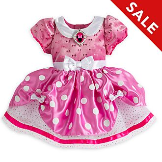 Disney Store Minnie Mouse Baby Costume Body Suit