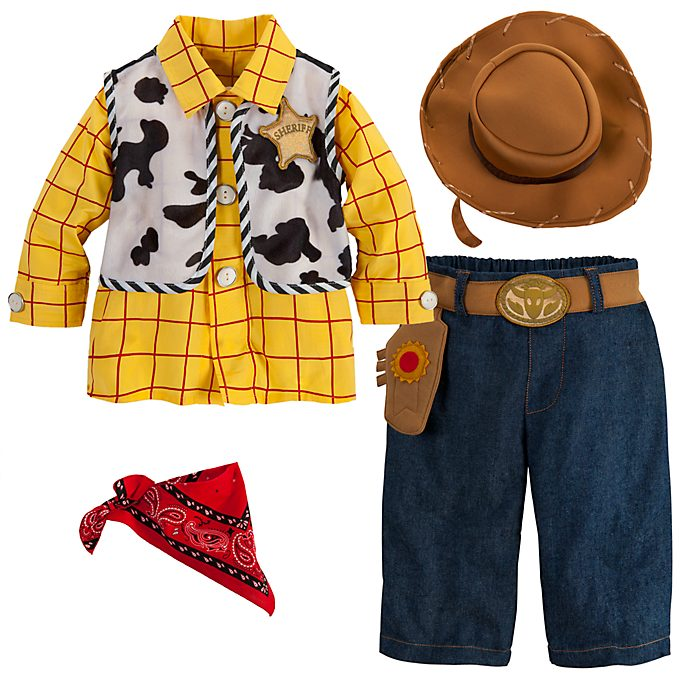 Disfraz para bebé Woody, Disney Store