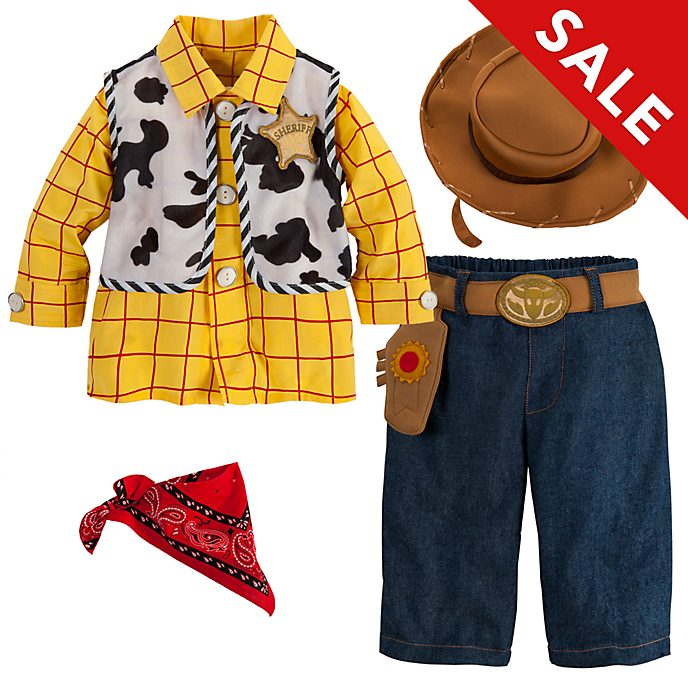 Disney Store Woody Baby Costume