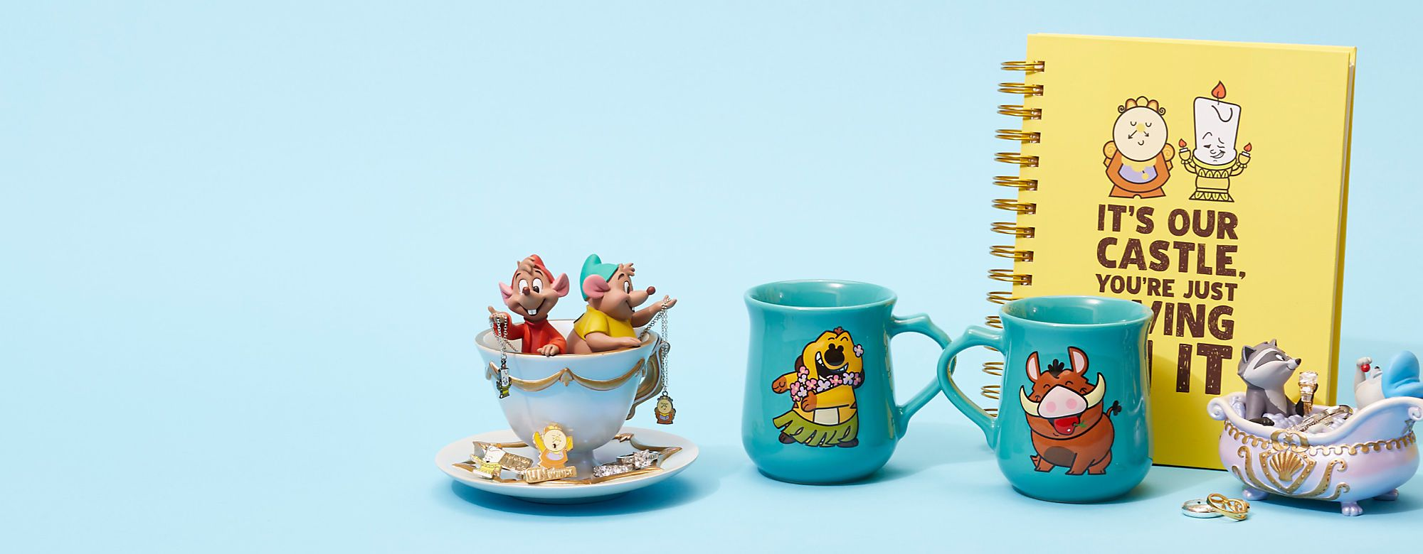 Dynamic Duos A delightful selection of accessories, homeware and stationery