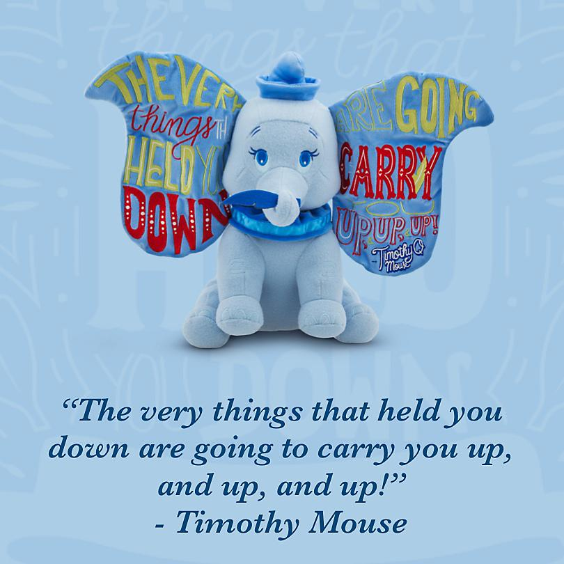 Dumbo 18 January SHOP NOW