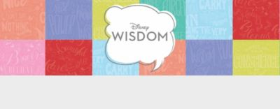 disney wisdom collection new collectible series shopdisney