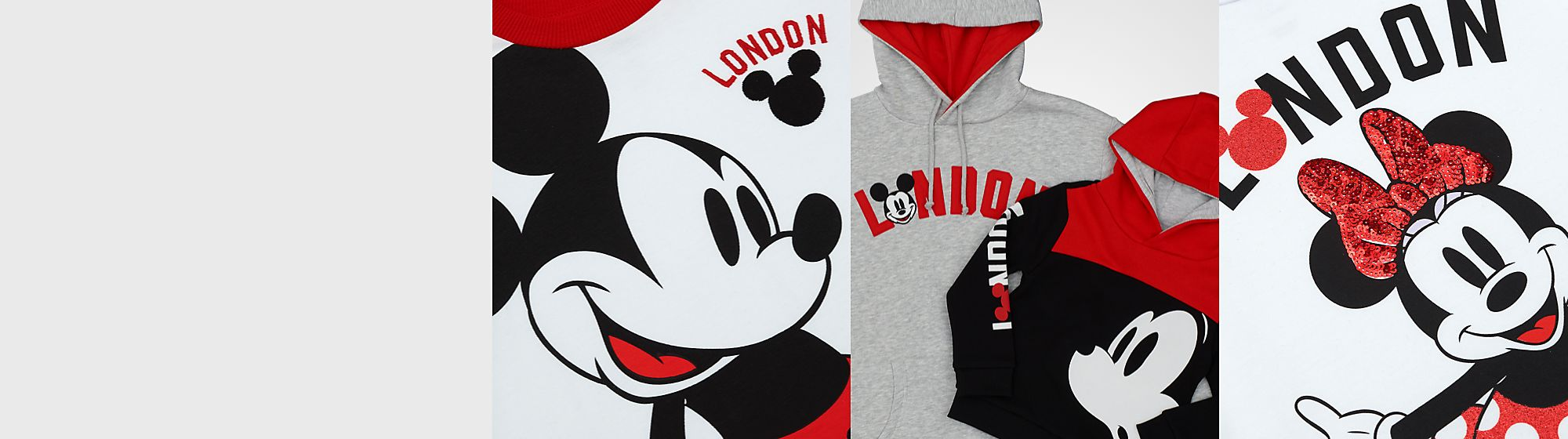 Disney Cities Range A celebration of cities for the whole family.
