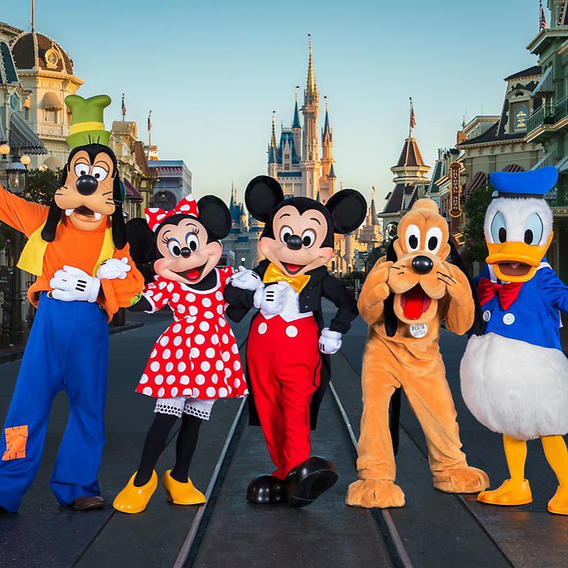 Parcs & Resorts Disney
