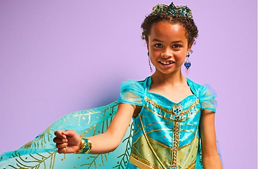 Disney Prinzessinnen Verkleidung und Kostüme