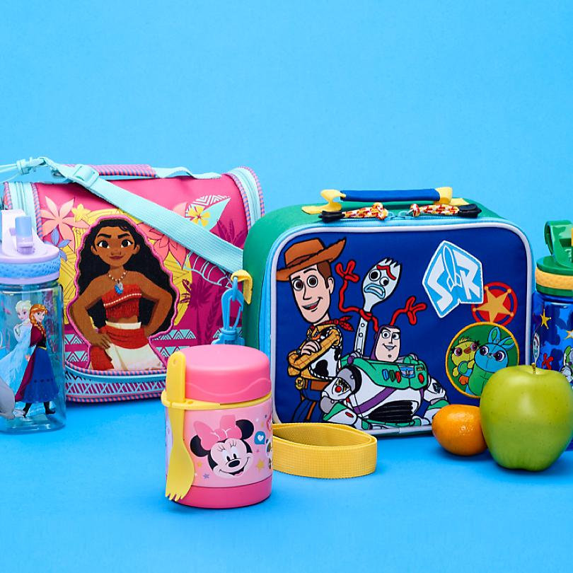 Drinkware & Lunch Bags