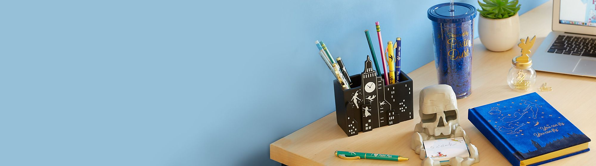 College Must-Haves Decorate your space with fun, character-cool accessories.