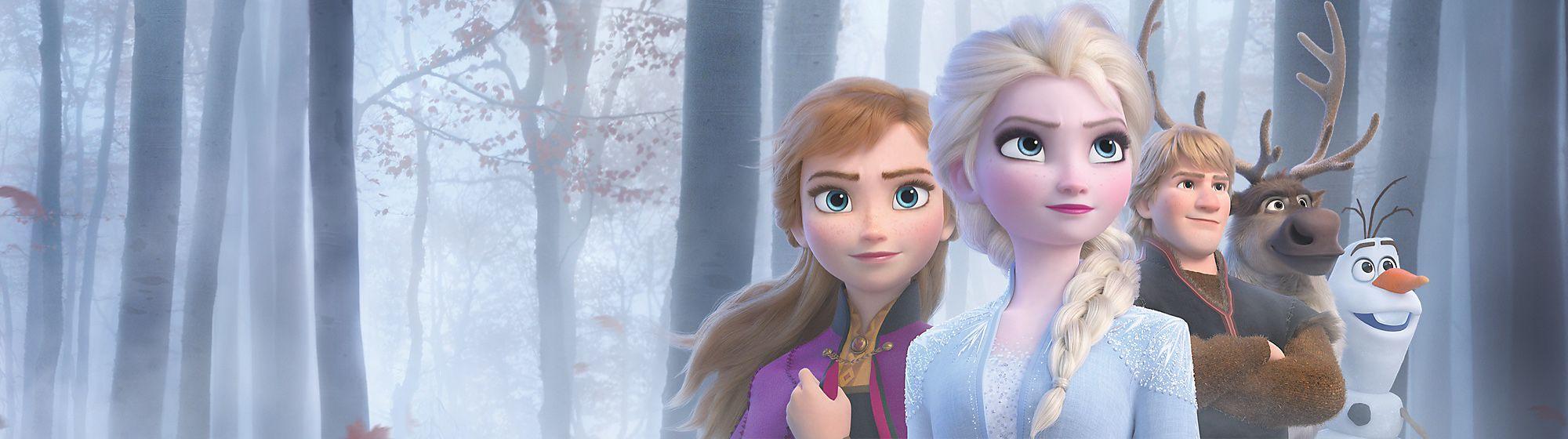 La Reine des Neiges 2 Découvrez notre nouvelle collection magique de jouets, déguisements, poupées et plus encore avec Elsa, Anna et leurs amis