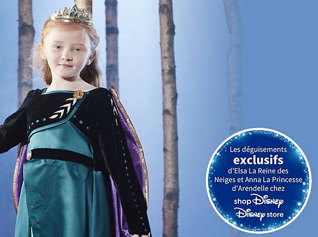 Robes de fêtes La Reine des Neiges 2 Découvrez les nouvelles robes venue spécialement d'Arendelle VOIR LA COLLECTION